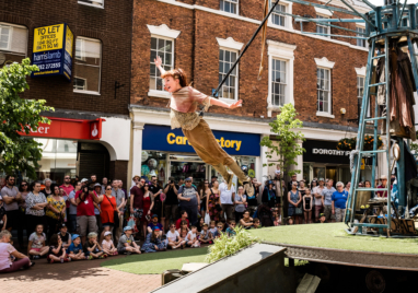 The Homecoming 2020: Call Out For Submissions Of Existing Circus-Related Outdoor Performance