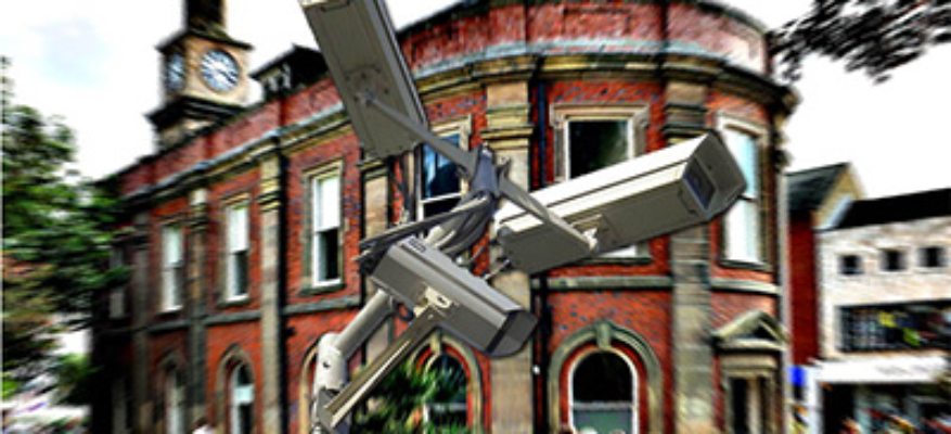 Town Centre's New CCTV System Goes Live