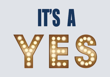 It's a YES for Newcastle under Lyme BID!