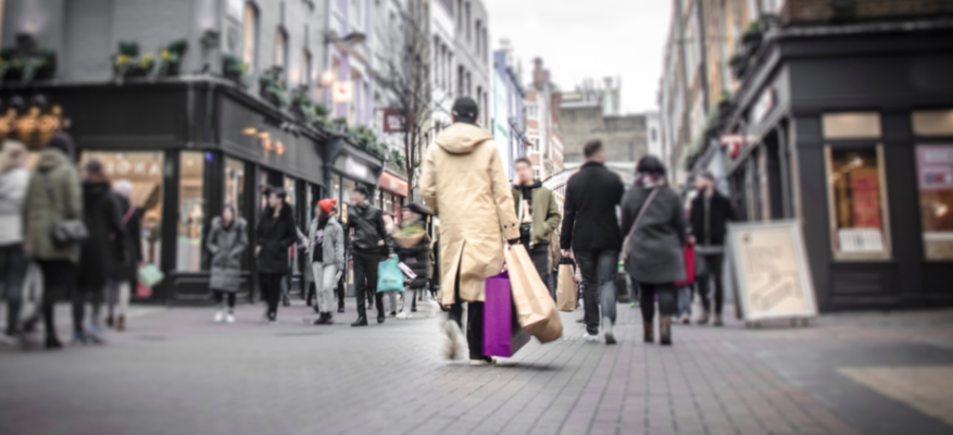 New support for reopening and recovery of high streets