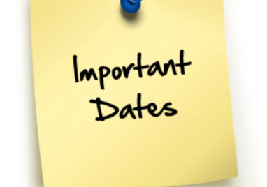 BID Renewal - Dates for your Diary