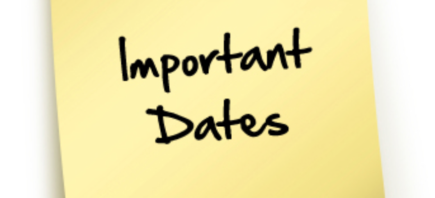 BID Renewal – Dates for your Diary