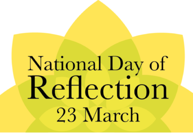Get Involved in the National Day of Reflection 2021 for North Staffs