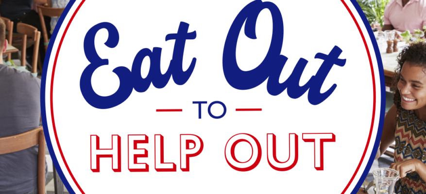 Registrations for 'Eat Out to Help Out' government scheme are now open!