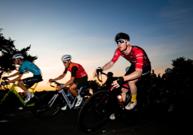 Triple Olympic champion to star in Newcastle pro cycle race