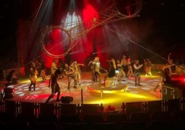 CELEBRATING OVER 100 YEARS SINCE GANDEYS CIRCUS FIRST APPEARED IN NEWCASTLE UNDER LYME